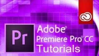 Premiere Pro CC - Tutorial For Beginners [COMPLETE]