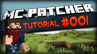 Minecraft 1.8 MC Patcher Tutorial + Download (Texture Pack / Resource Pack HD) [Deutsch/HD]