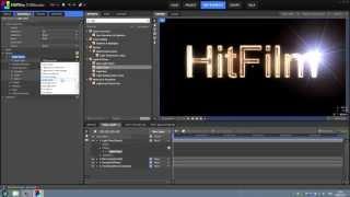 HitFilm Tutorial #9: Procedural Chromatic Texts (English)