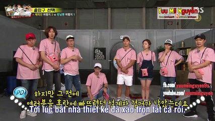 《FUNNY》 Running Man EP 369 | LEE KWANG SOO CHỈ BIẾT XIN LỖI PD