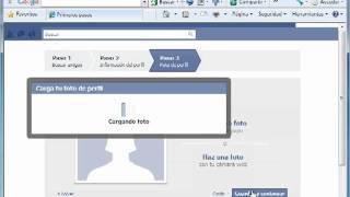 Facebook Tutorial Español Crear Cuenta En 2 Minutos