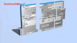Learn Oracle 10g Formsاوراكل - تعليم اوراكل - مقدمة عن البرنامج