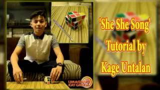 She She Song Tutorial By:Kage Untalan