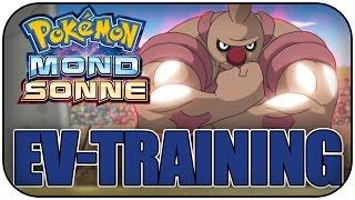 EV TRAINING, MACHTITEMS UND POKERUS! - Pokémon Sonne und Mond Tutorial