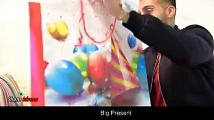 girls hide birthday new funny video sham idrees--Funny Video