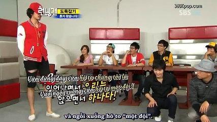 [Funny] Kwang Soo bully Jong Ki, Gary