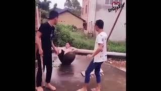 Funny videos * приколы chinese funny videos 2017 YouTube