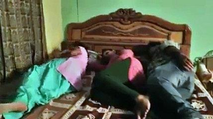 sleeppiny with two wives funny video-MUST WATCH