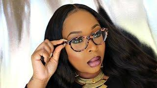 TUTORIAL! MAKEUP FOR GLASSES! GET A FREE PAIR OF GLASSES FIRMOO