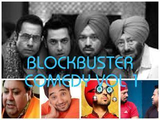 Punjabi Comedy Vol-1 || Jaswinder Bhalla || Binnu Dhillon || Gurpreet Ghuggi || Punjabi Funny Scenes