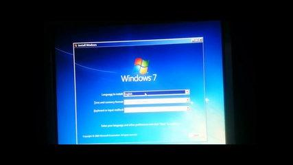 How To Install Windows 7 From USB Tutorial