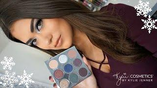 Holiday 2016 KyShadow Palette - Kylie Cosmetics Review & Tutorial