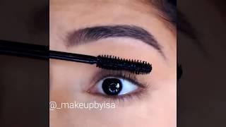 Soft Everyday Eye Makeup Tutorial | EASY Copper Glitter Smokey Eye Makeup Tutorial