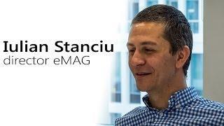 Interviu Cu Iulian Stanciu, CEO EMAG: Black Friday, Comerț și Consumatorul Român