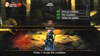 Dragon's Crown [English]: Tutorial - Wizard
