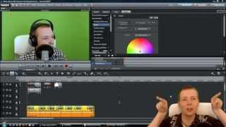 Let's Tutorial #7 - Greenscreen Tutorial Für Magix Video Deluxe [Deutsch HD]
