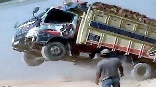 Best TRUCK Fails Compilation ★ Funny Truck FAIL Videos 2016 ★ FailCity