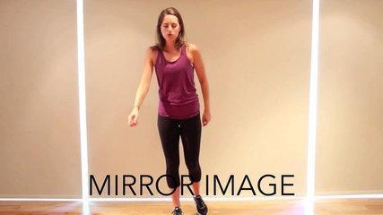 Dance Tutorial Andrea Wilson