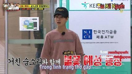 《FUNNY》 Running Man EP 376 | YESUNG NGÂY THƠ KHI CHỜ ĐỢI LEE KWANG SOO