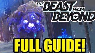 EASY BEAST FROM BEYOND EASTER EGG GUIDE: FULL EASTER EGG TUTORIAL! (Infinite Warfare Zombies)
