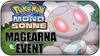 MAGEARNA ERHALTEN + QR CODE EVENT ! - Pokémon Sonne und Mond Tutorial
