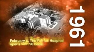 Inova Fairfax Hospital Celebrates 50th Anniversary!