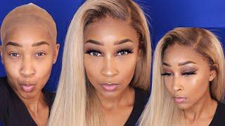 Step By Step Detailed Tutorial How to Glue down Your Lace Frontal!