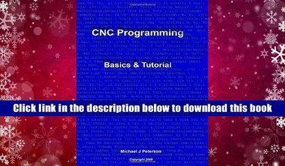 PDF [Download]  CNC Programming: Basics   Tutorial Textbook  For Trial