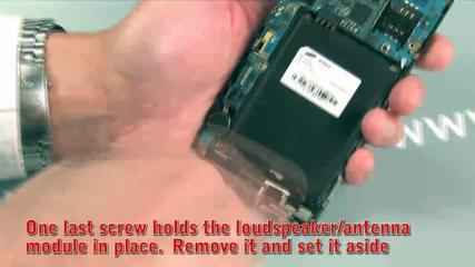 Samsung Galaxy Nexus Full Disassembly Tutorial (English Version)
