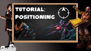 [Tutorial] [LOL] Positioning als Carry ft. Sedrion