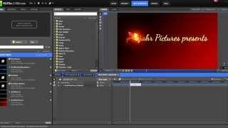 HitFilm Tutorial #11: Text To Particles (English)