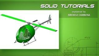 Solid Tutorials 1 Ep.- Video Tutorial SolidWorks In Italiano - Introduzione