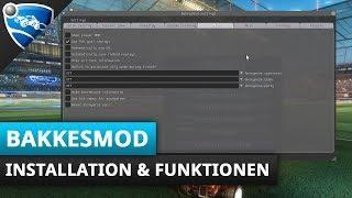 BAKKESMOD (Installation & Funktionen) | Rocket League Deutsch/German Tutorial/Howto