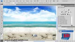 تعليم فوتوشوب - شرح واجهة الاستخدام 1 Interface
