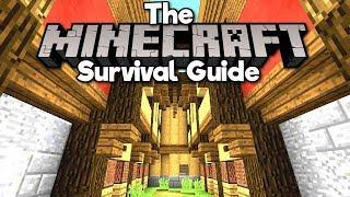 Building the Blacksmiths' Guild! ▫ The Minecraft Survival Guide (Tutorial Lets Play) [Part 68]