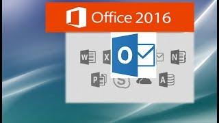 Outlook 2016 Tutorial - A Comprehensive Tutorial on Using Outlook - Part 2 of 2