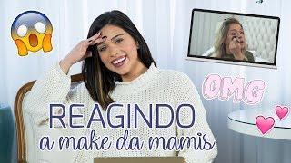 REAGINDO AO TUTORIAL DA MINHA MÃE!