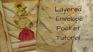 Layered Envelope Pocket Tutorial