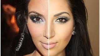 Kim Kardashian Makeup Tutorial - ALL Drugstore Makeup |Highly Requested|