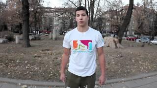 B-twist (Butterfly Twist) Tutorial (Bulgarian)