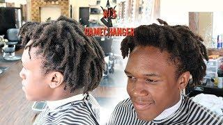 EPIC TRANSFORAMATION: CUTTING THE DREAD LOCKS OFF | MUST SEE TUTORIAL