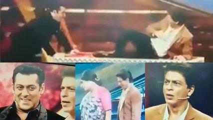 Dus Ka Dum 3 Finale: Salman Khan & Shahrukh Khan's FUNNY moment with Sunil Grover on show |FilmiBeat
