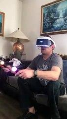 Virtual Reality Freak Out
