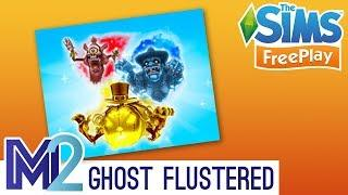 Sims FreePlay - Ghost Flustered Quest Tutorial Walkthrough