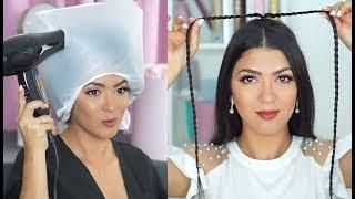Peinados Fáciles & Bonitos para el Día a Día Tutorial - New Hairstyle Compilation Tutorials 2018