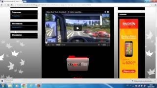 Como Baixar  E Instalar Euro Truck Simulator 2 Versão 1 3 1 + Mapa Brasileiro