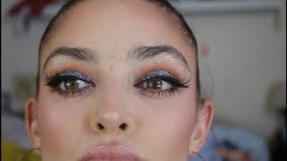 My FIRST Talk Through Makeup Tutorial || YEET YEET!!