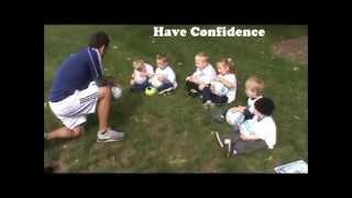 Life Skills Thru Soccer - Mighty Kicks Building Character