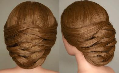 Waves Inspired Hair Tutorial