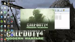 COD4 LVL 55 HACK WITHOUT VIRUS PUPPING UP TUTORIAL +LINK **Dansk Tale**